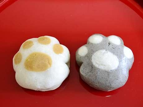 ネコとイヌの肉球をお口で楽しむ「にくきゅうアイス」爆誕 触り心地とにおいを再現