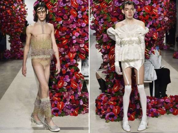時代はまさにジェンダーレス。2017年最新メンズファッション(ニューヨークファッションウィーク)