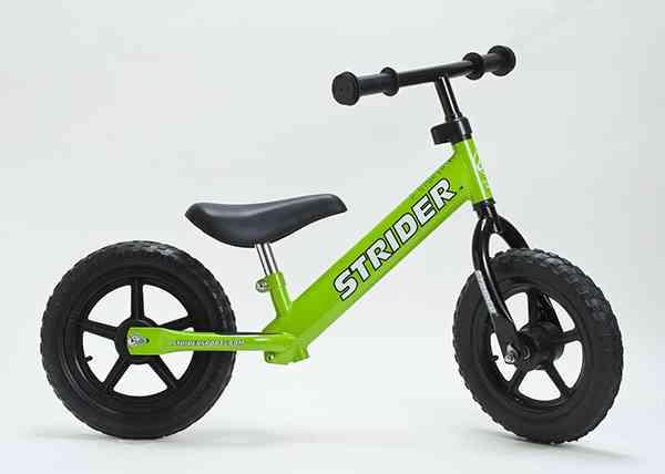 子供が何歳のときに自転車を買いましたか?
