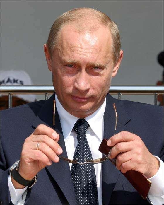 トランプ大統領「プーチンを尊敬している」TVで語る