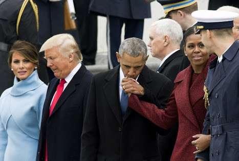 オバマ氏、バレンタインに愛の告白 ミシェル夫人との日々をのろける