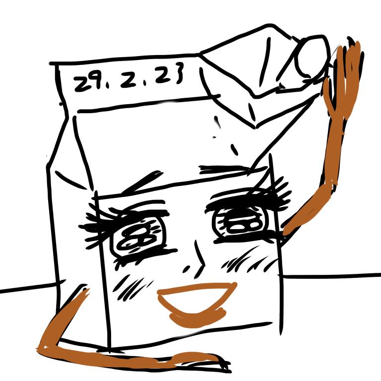 【お絵かき】擬人化を描いてみる