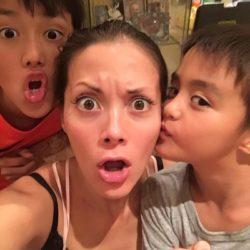 妊娠8ヶ月でもオシャレを楽しむ♡土屋アンナのマタニティーコーデがステキ!