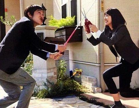 新垣結衣「恋ダンス」の次は卓球!瑛太と映画W主演