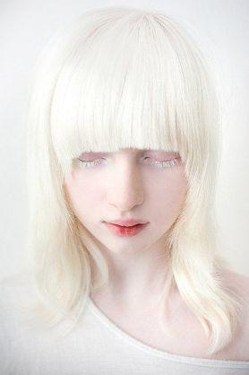 若白髪がある人~