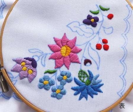刺繍を始めたい!