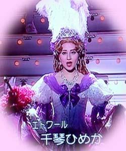 あなたが好きな宝塚女優♪