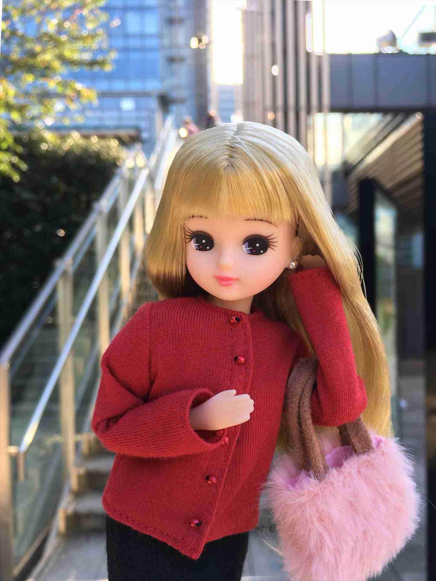 リカちゃん何やってんすかww リカちゃんが平野ノラを元ネタにインスタ投稿
