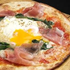 好きなピザの種類♡