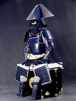 侍の甲冑や兜が見たい!