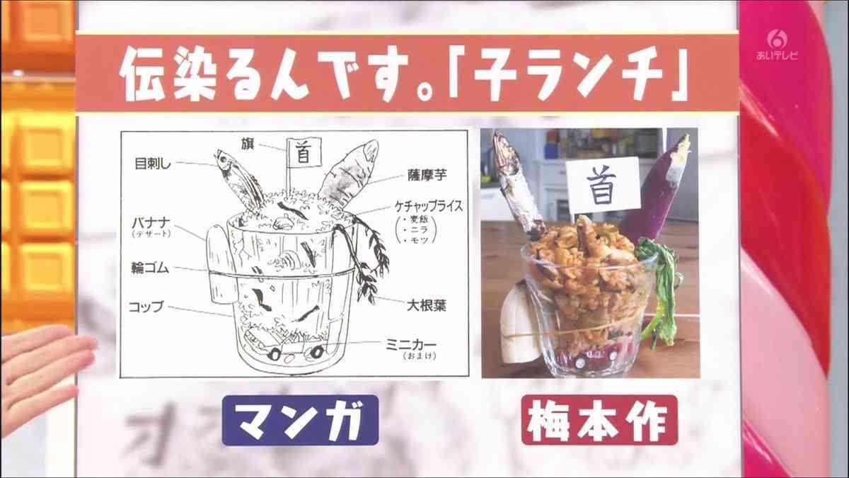 色々な再現料理が見たい!
