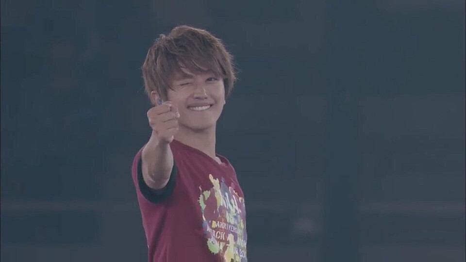 西島隆弘さんが好きな人