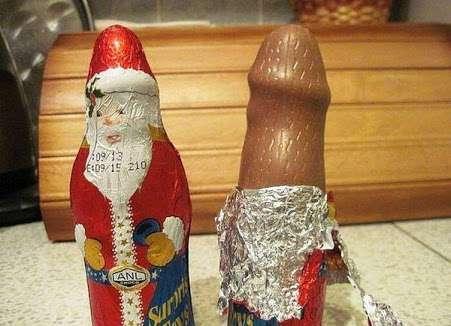 チョコレートを心待ちにする男子たちの様子をご覧ください
