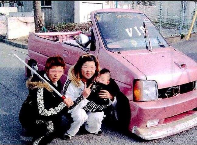 かっこいい車を貼るトピ