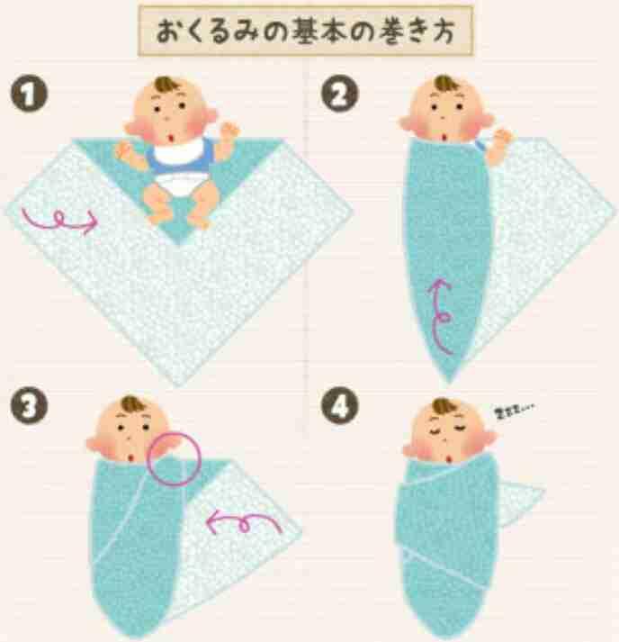 【子育て】赤ちゃんの夜泣き