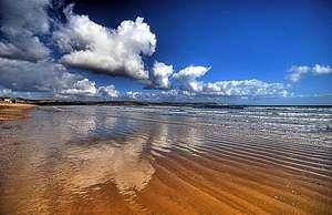 キレイな海の画像でも貼って癒されませんか?