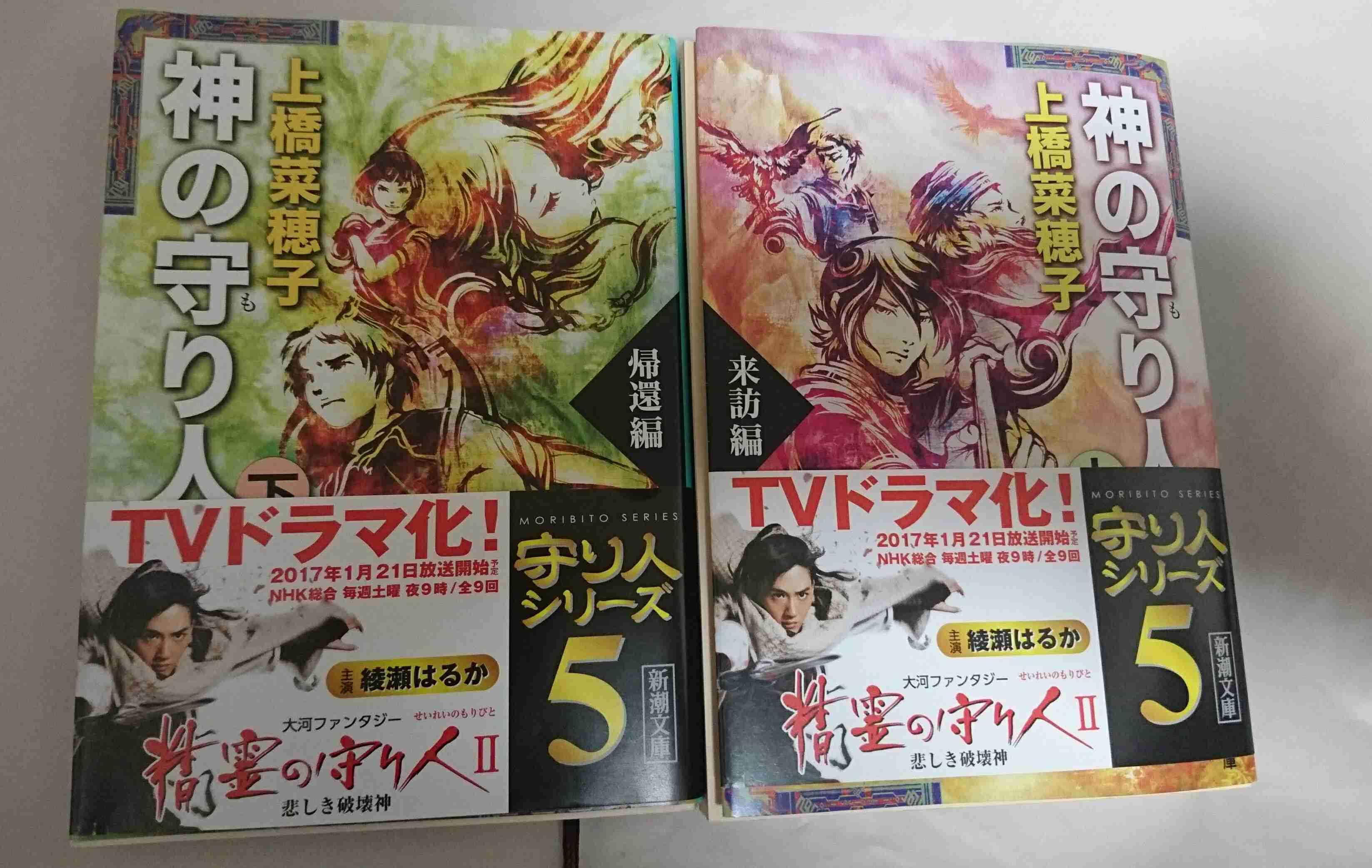 【実況、感想】NHK大河ファンタジー 精霊の守り人Ⅱ悲しき破壊神 5話