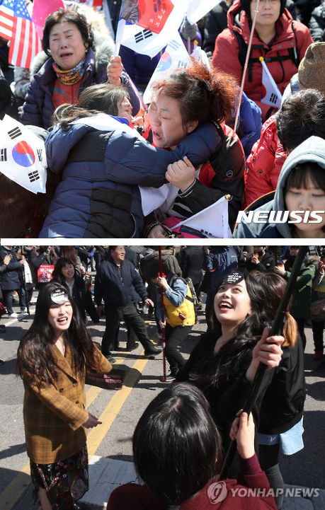 [速報]韓国憲法裁 朴大統領の罷免決定=60日以内に大統領選