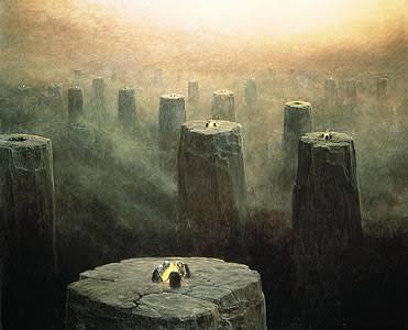 人類滅亡後の世界にロマンを感じる方いますか?