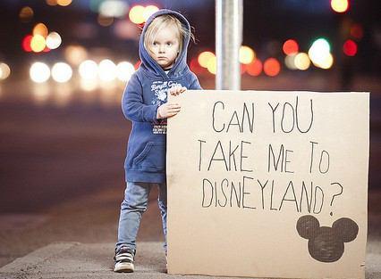 「子供たちをディズニーワールドに連れて行きたい」 募金サイトで寄付を募った母親が炎上(英)