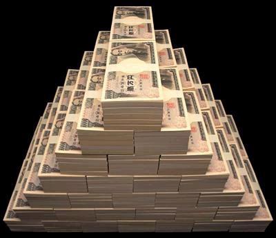 自宅に現金はどれくらいある?