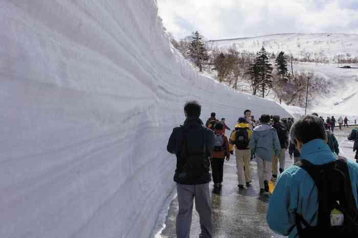 春の北海道