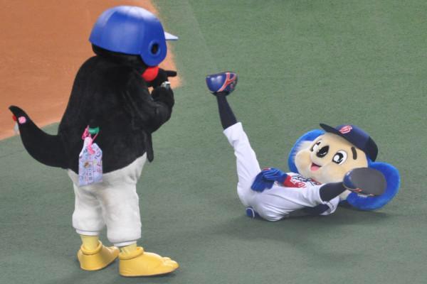 野球チームよりマスコットが好きな人