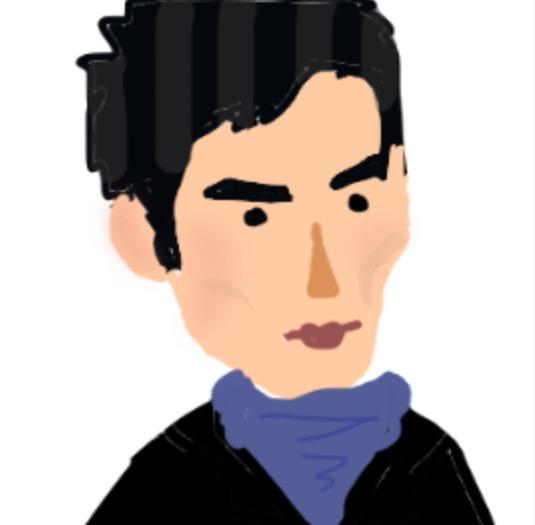 【お絵かき】芸能人をいらすとや風に描いてみるトピ