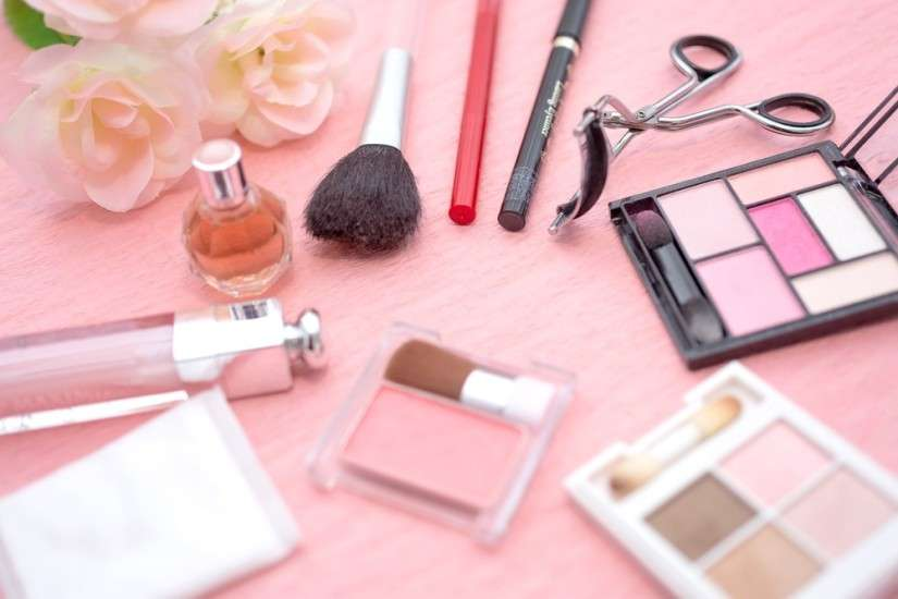 月々の化粧品代