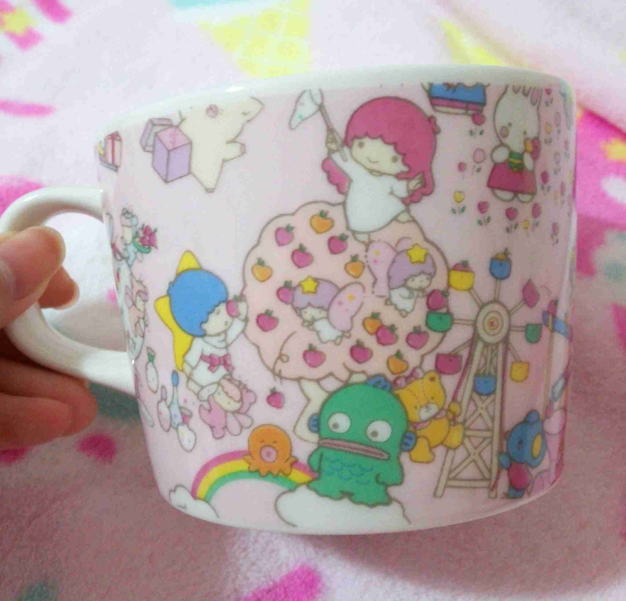 キキララとシナモンがお茶専門店「ルピシア」と初コラボ