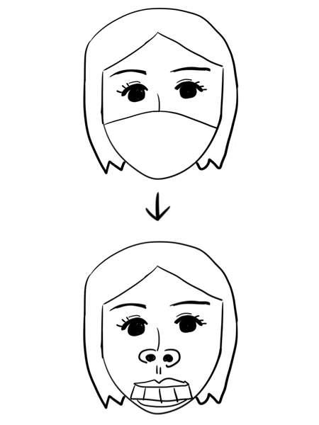 「美人かどうかは顔の下半分で決まる」は本当? 「鼻の綺麗なブスはいない」「口元に品格が出る」と賛同意見も