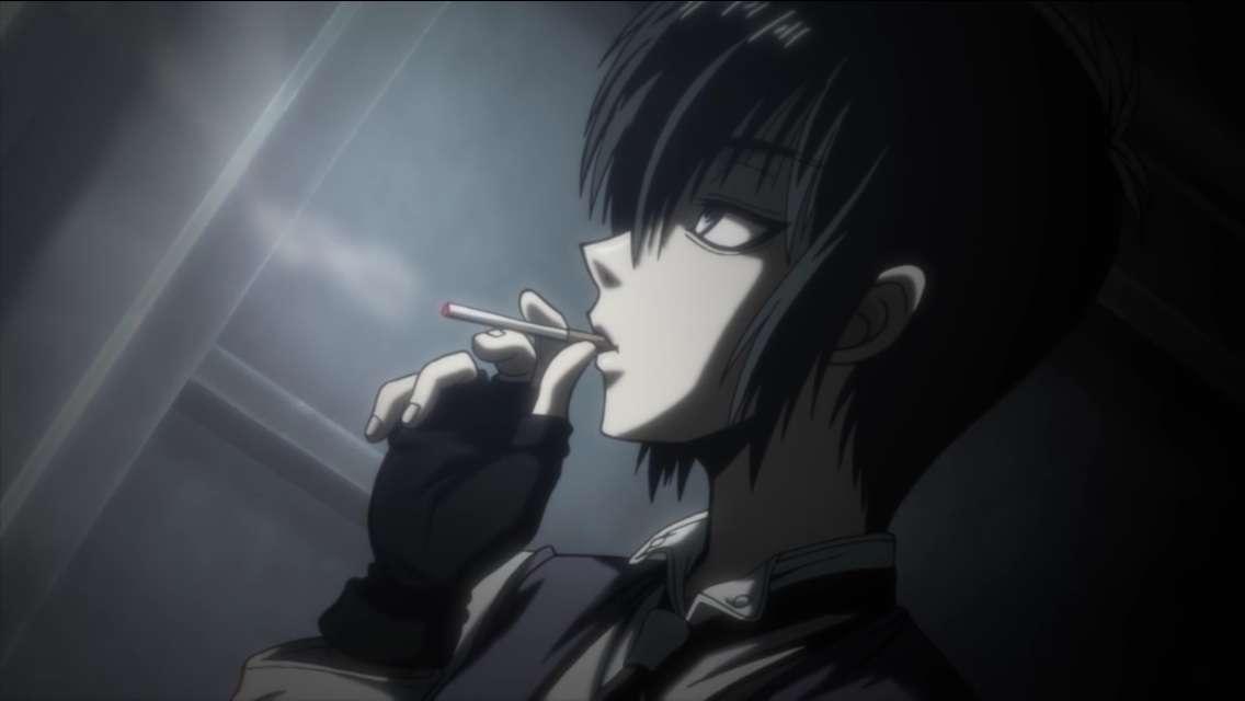 漫画・アニメの好きな黒髪のキャラクター