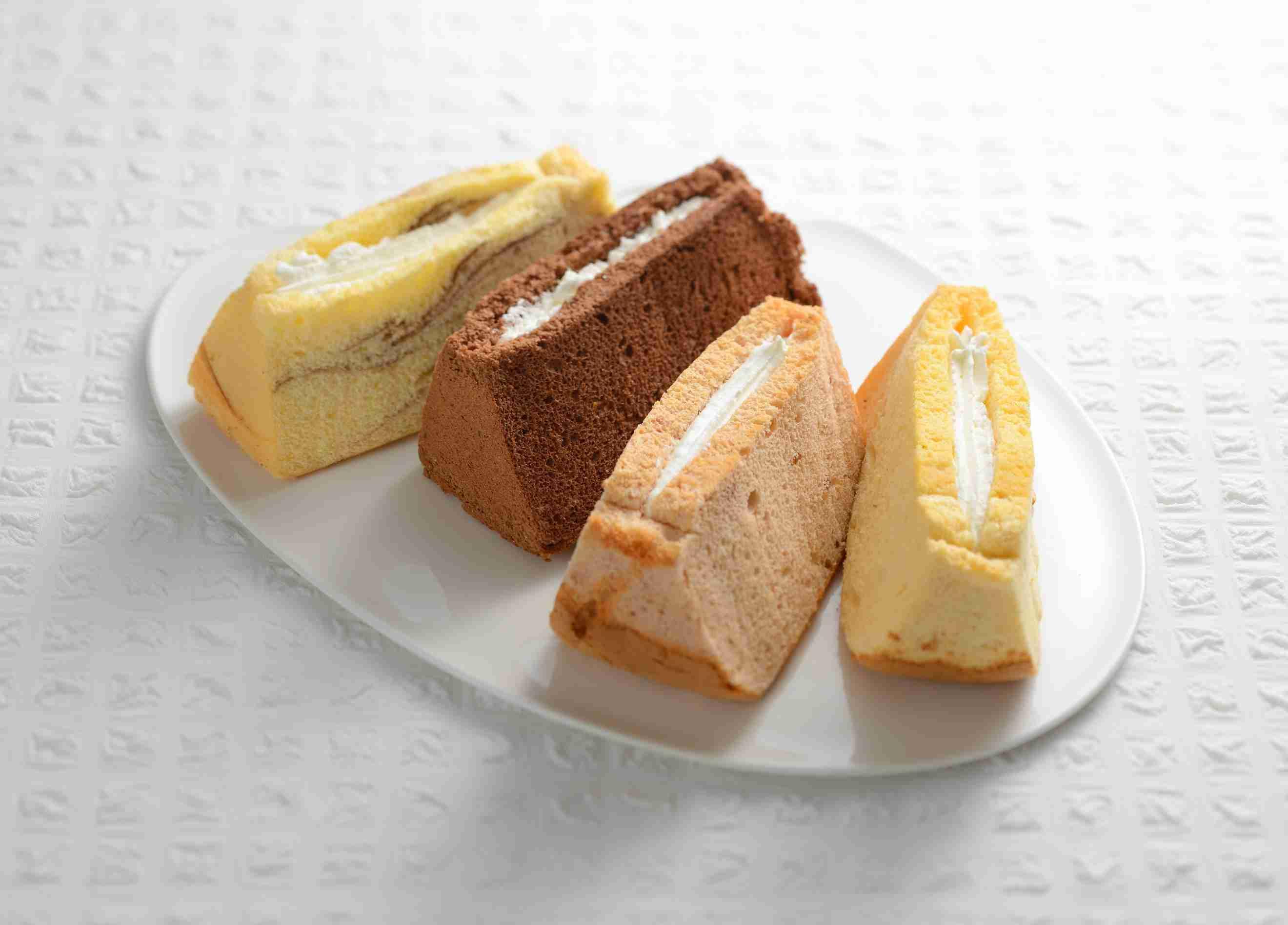 シフォンケーキを語りたい!