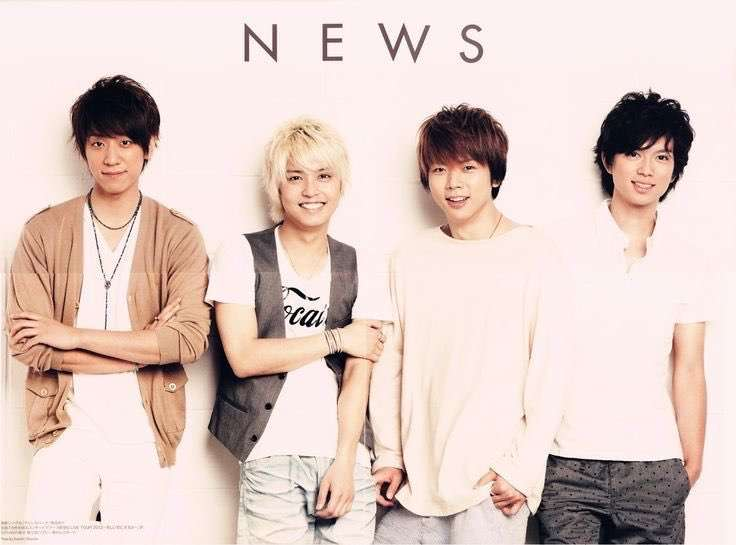 NEWS ファン集合(2)