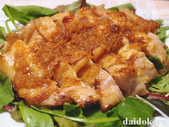 生姜焼きのレシピ