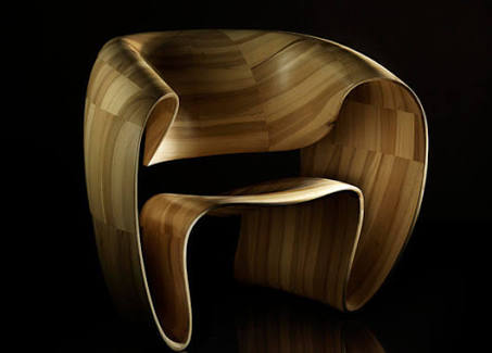 素敵な椅子の画像