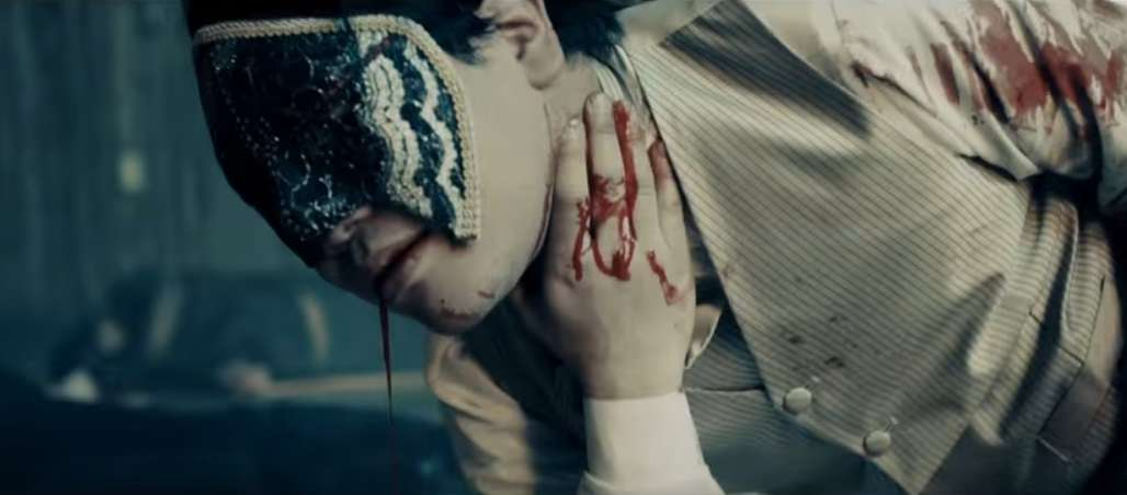 【閲覧注意】攻めすぎぃ!GACKT、新曲「罪の継承」MVが完全に放送禁止レベル