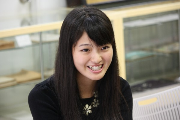 """日本一かわいい""""大学1年生""""GPに青学・遠野愛さん 目標は水卜アナ"""