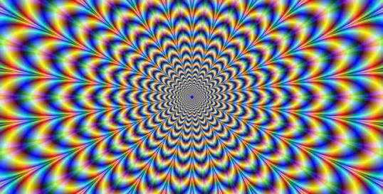 錯覚画像が話題沸騰中!