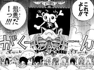 ワンピースで自分が属したい海賊団 又は街は?