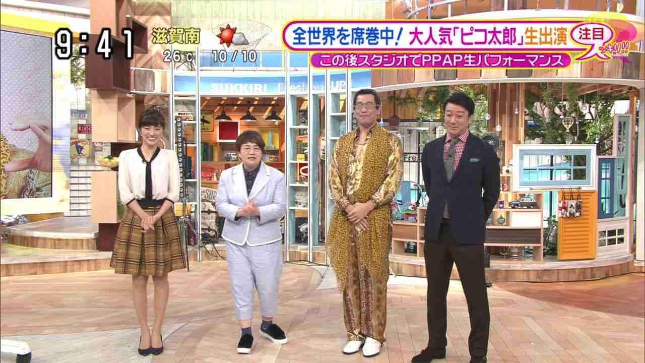 ピコ太郎、今夜『Mステ』で新曲披露 - 木村佳乃は歌手として初登場