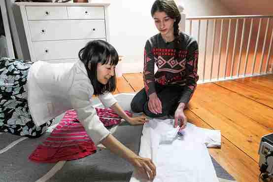 片付けに関する家庭内ルール