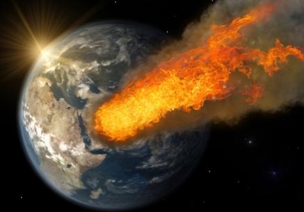 3日後に地球が消滅する事がわかりました。