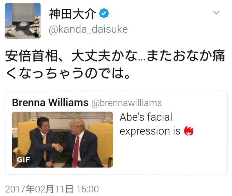 日本の報道について