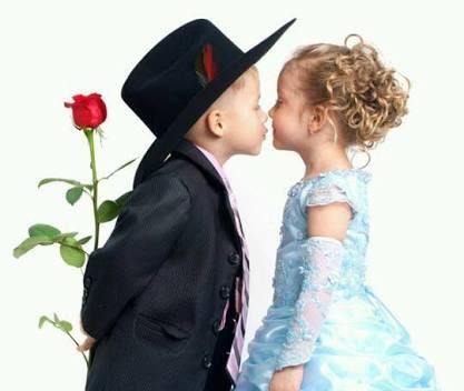 夫婦のキス事情
