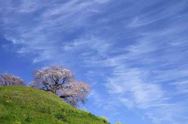 空の画像を貼るトピ