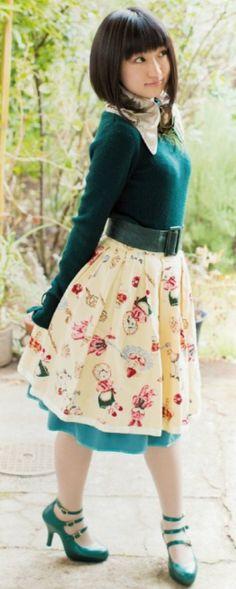 低身長の春服について