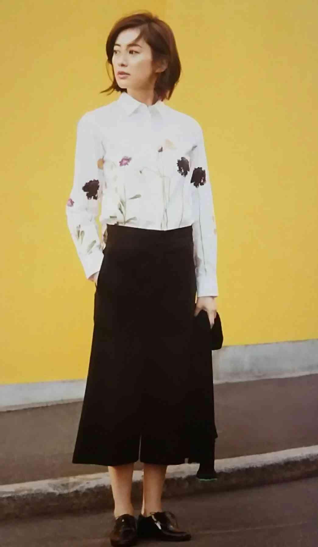「ファッション」40代の春服