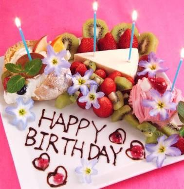 3月生まれを祝おう!