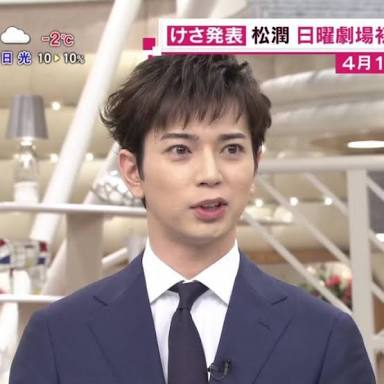 NEWS・小山慶一郎、真面目キャラ崩壊でキャスター降板説も